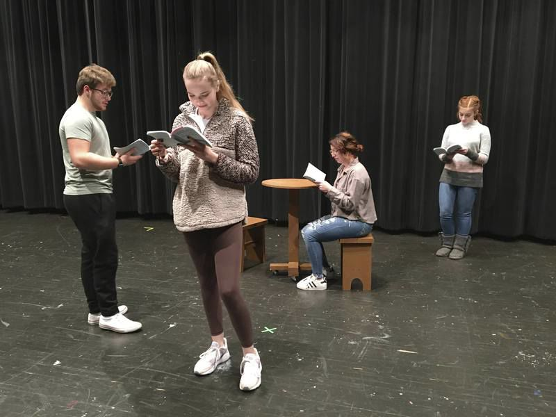 GCHS play introduces intimate 'little' theater