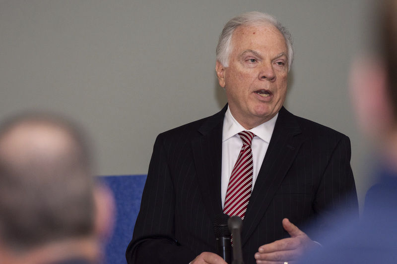 Chamber event focuses on health care, leadership, giving back