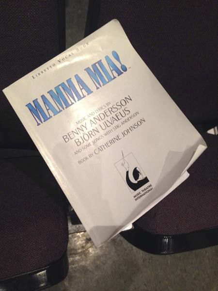 GCHS takes a chance on 'Mamma Mia'