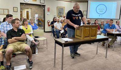 Residents ruffle some feathers, make case for hens in borough