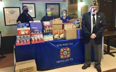 Community ramps up support for food pantry