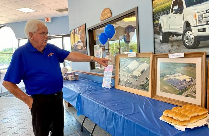 For Bill McCandless, it's been a smooth, 60-year ride