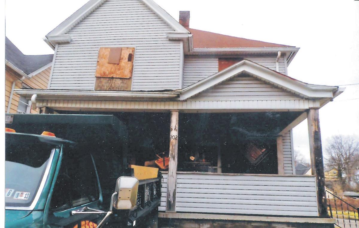Man reclaims burned Pennsylvania house, forges home