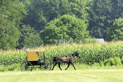 Amish may get their own parking lot