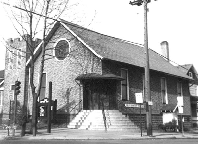 first baptist old