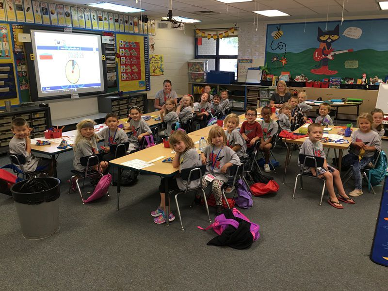 Rock students head back to school Wednesday