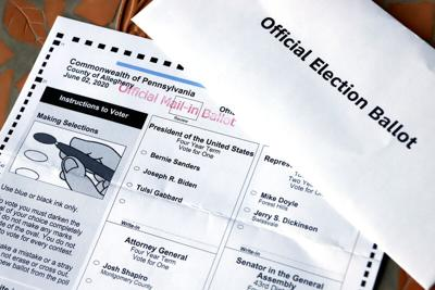 Details revealed about naked ballots
