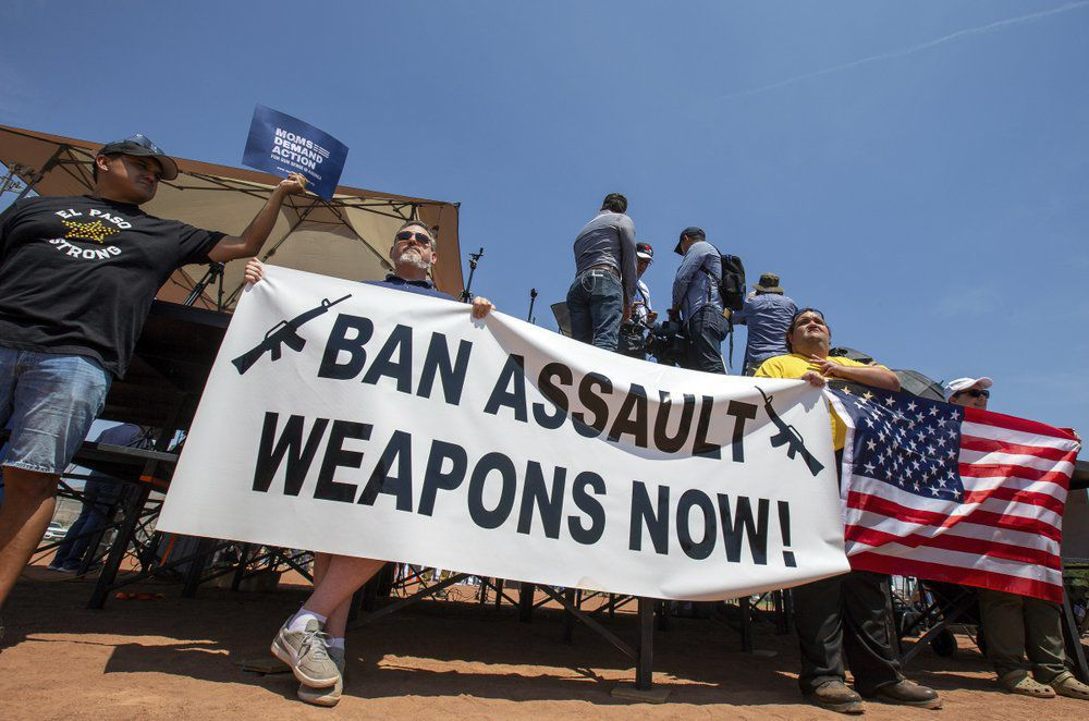 Jeff Gerritt Column on Guns