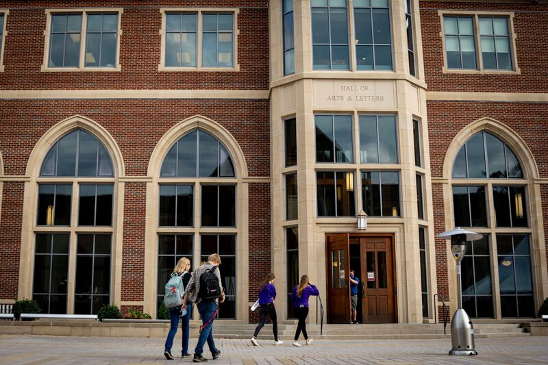 Alumnus giving $4 million to college