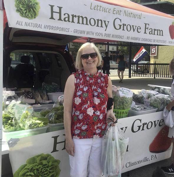 Grove City farmers' market opens for the season Thursday