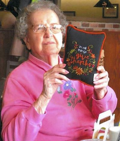 Ethel Shaffer turning 100