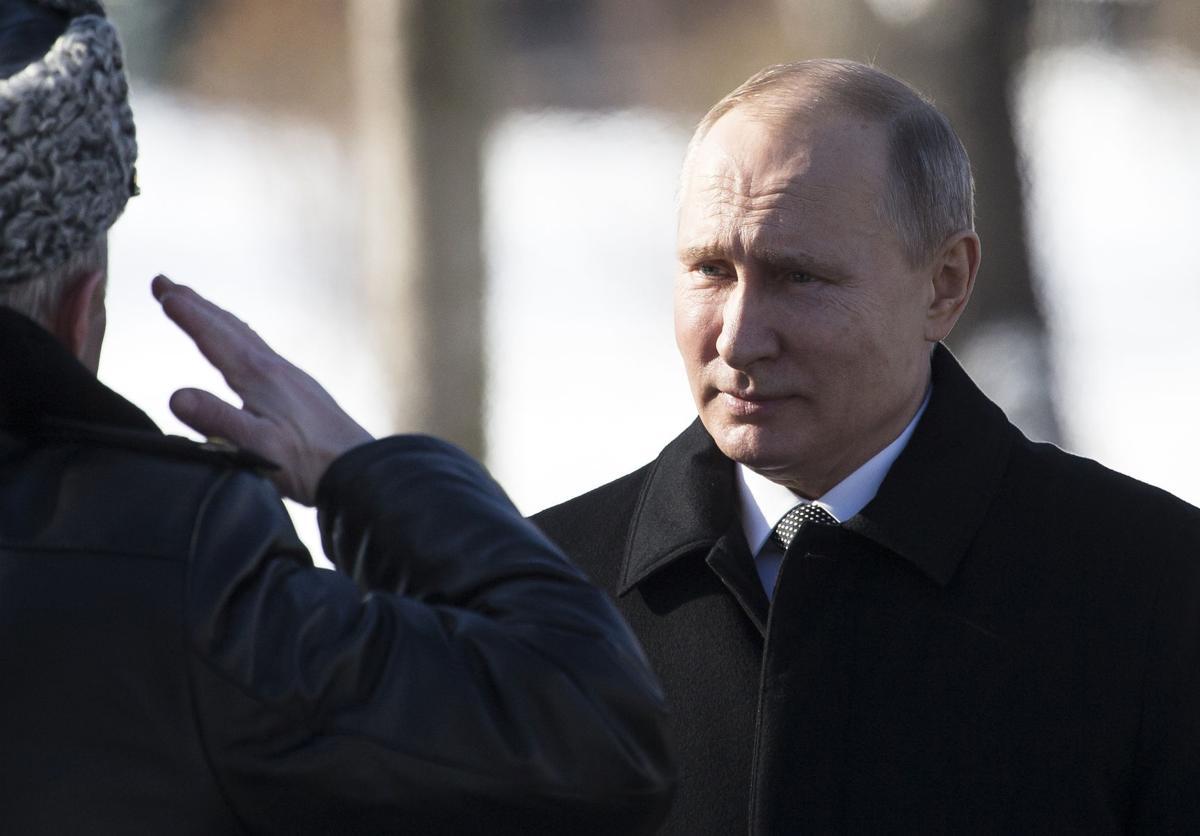Russia Poisoned Spy GRU