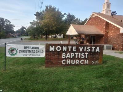 Monte Vista Baptist Church