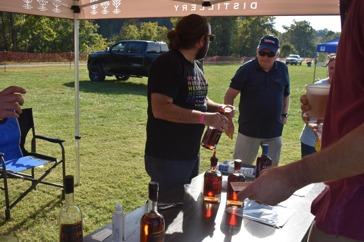 Uncle Billy's BBQ, Bourbon & Beer Festival