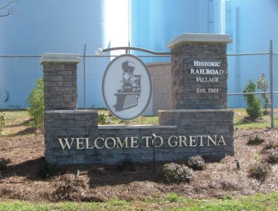 Town of Gretna