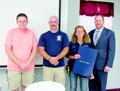 Gretna Rescue Squad honored for 50 years