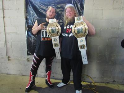 Altavista man wins title