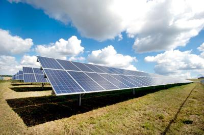 Five hundred-acre solar farm coming to Gladys