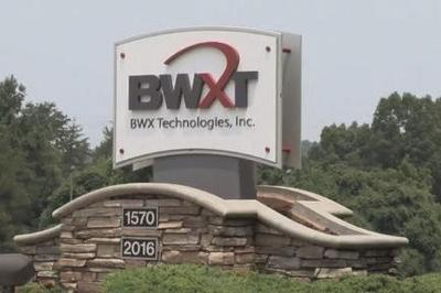 BWXT employee dies at Campbell County plant