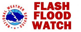 National Weather Service issues flooding alerts