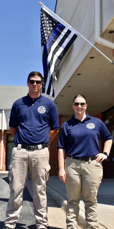 Altavista Police welcomes two new recruits