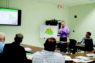 Supervisors mull over wastewater disposal options
