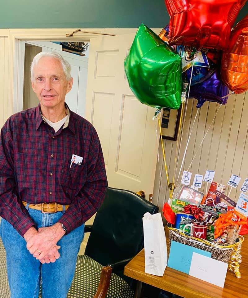 Hank Frazier retires from Altavista Chamber after two-plus decades of service