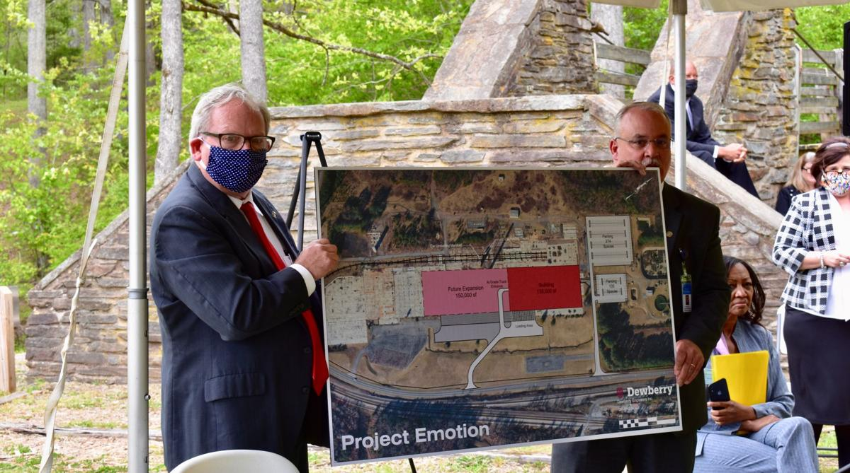 Staunton River RIFA announces plastics manufacturer coming to Hurt, creating 200 jobs