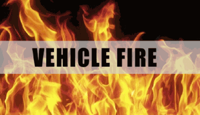 One injured in early-morning vehicle fire in Campbell County