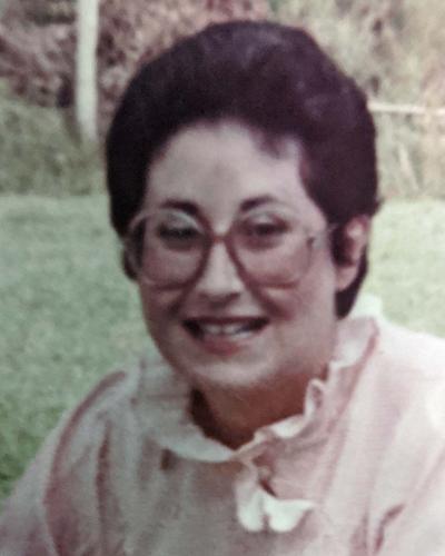 Wanda Sue Barker Simmons