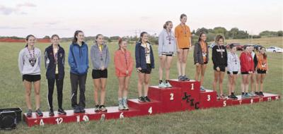 Campbell County runners compete in Forest meet