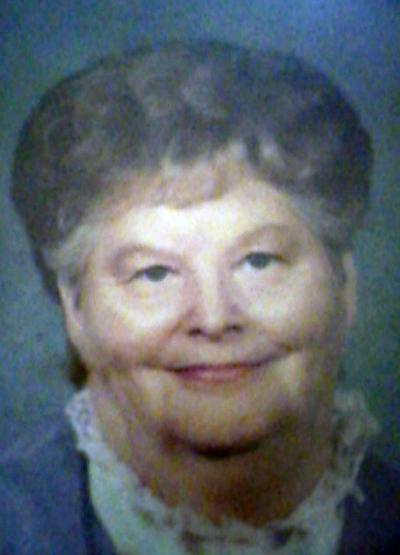 Mary Elizabeth Cox Melton Barley