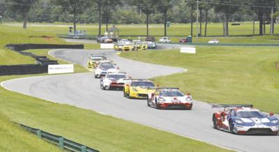 VIR offers world class racing in local area
