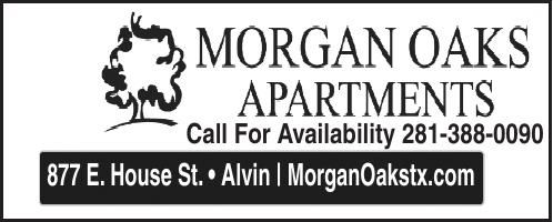 MORGAN OAKS APARTMENTS