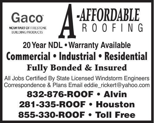 A-AFFORDABLE ROOFING