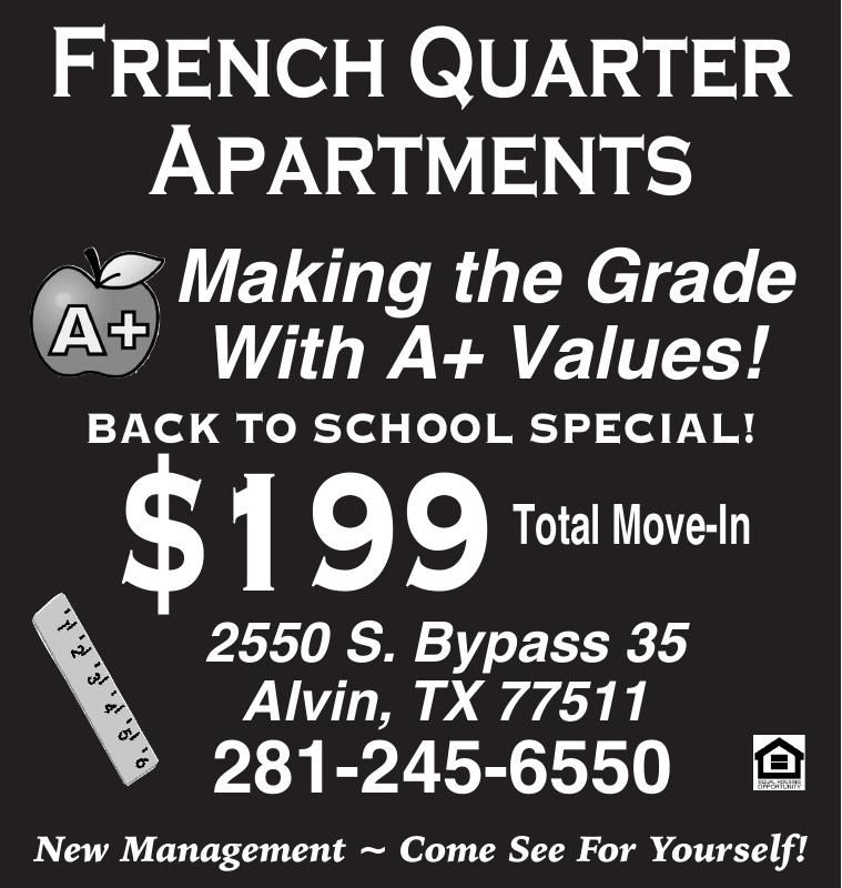 FRENCH QUARTERS APARTMENTS