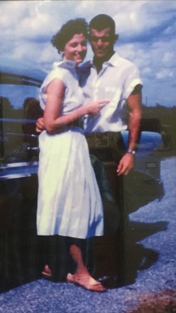 Larry and Nancy Phillips