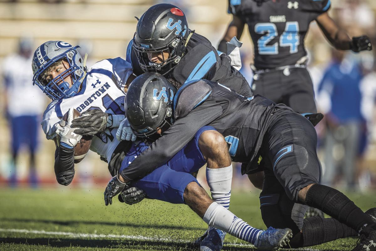 2018: Shadow Creek vs. Georgetown (photo by Prentice C. James/ImagoHouse)