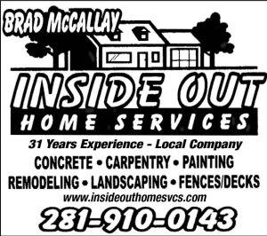Brad McCallay Inside Out Home Services
