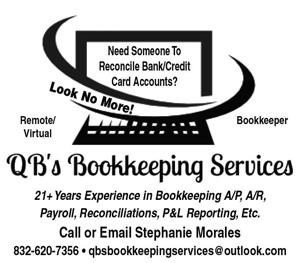 QB's Bookkeeping Services