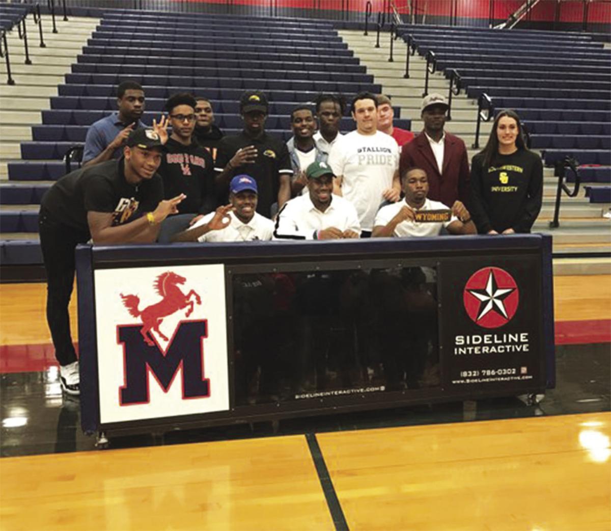 Manvel group signing