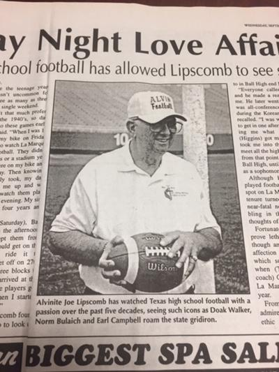 Joe Lipscomb