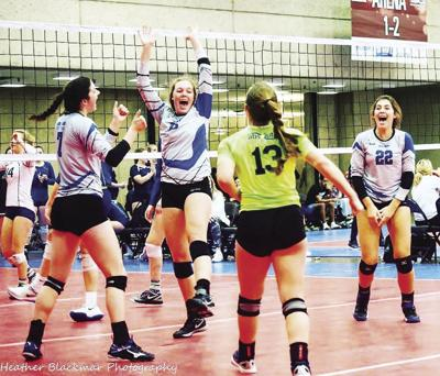 VOLLEYBALL FACTORY POWERHOUSE AVA ranked among top clubs in nation