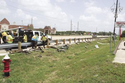 No serious injuries in Manvel accident | News | alvinsun net