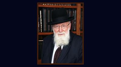 Courtesy of JTA Photo credit: Rabbinical Council of America  Rabbi Gedalia Dov Schwartz, a major leader of Orthodox rabbinical courts, died Wednesday at age 95.