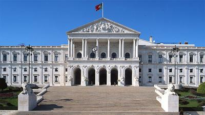 Courtesy of JTA Photo credit: The Assembly of the Republic The Assembly of the Republic in Lisbon, Portugal