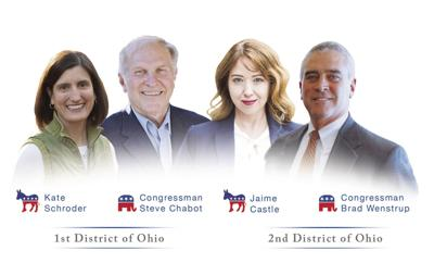 Election forum to feature U.S. congressional candidates