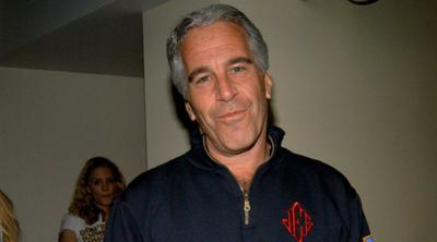 Courtesy of Neil Rasmus/Patrick McMullan via Getty Images via JTA Jeffrey Epstein in New York City in 2005.
