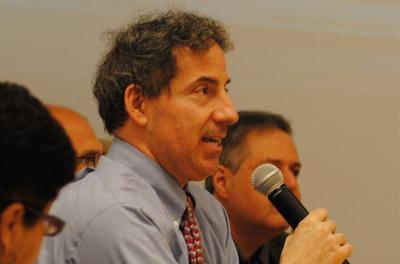 """Courtesy of JTA; Photo credit: Flickr Commons. Rep. Jamie Raskin, seen in 2013, in a letter he is circulating to House Democrats calls what's happening in Gaza """"a humanitarian catastrophe."""""""