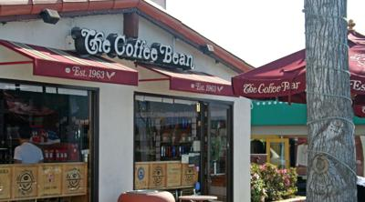 Courtesy of JTA; Via Wikimedia Commons  The Coffee Bean and Tea Leaf franchise at the Malibu Country Mart.